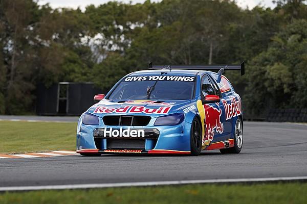 Holden mit 1. V6-Motorentest für Supercars-Saison 2019