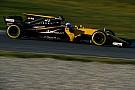 Palmer quedó sorprendido por el rendimiento de Renault