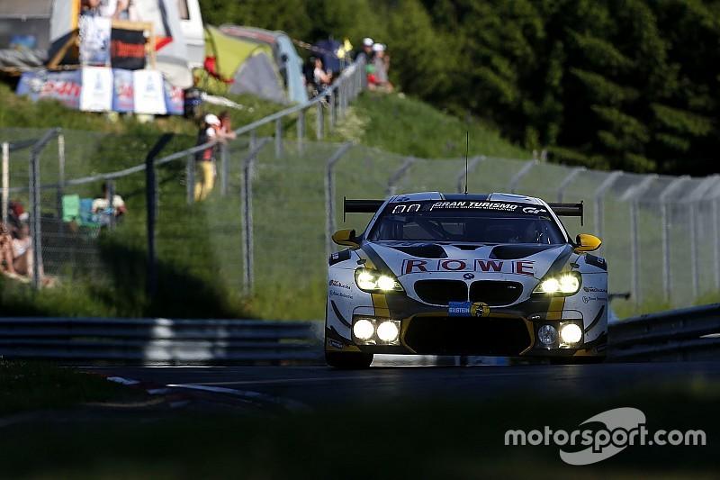24 uur Nürburgring: Audi leidt bij ingaan slotfase, #43 Schnitzer BMW uit de wedstrijd