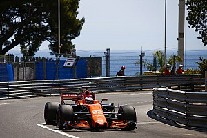 Button to start from pitlane after set-up change