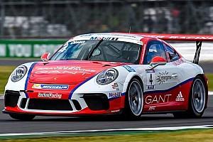 Porsche Supercup Qualifiche Dennis Olsen domina le Qualifiche di Silverstone