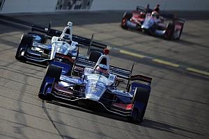IndyCar 速報ニュース 【インディカー】アイオワ:佐藤琢磨「右リヤの内圧が上がらなかった」