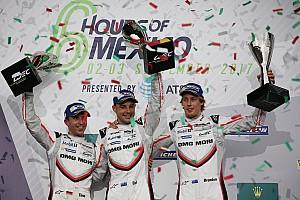 WEC Репортаж з гонки WEC у Мехіко: Porsche здобула переможний дубль