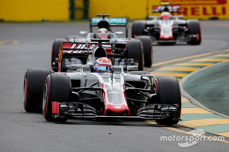 Haas says outstanding debut impossible without Ferrari help