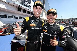 Blancpain Sprint Репортаж з гонки BSS у Барселоні: Бюк і Бауманн завоювали титул у абсолюті