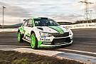 Fotogallery: il nostro test sulla Skoda Fabia R5 campione WRC2 2017