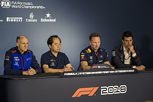 Formula 1 Press conference Austrian GP: Friday's press conference