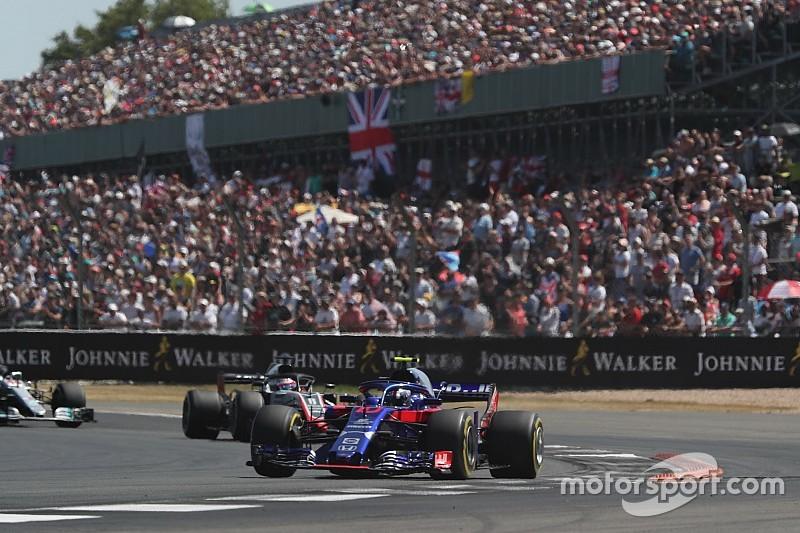 Toro Rosso F1 Calendar Mustnt Go Below 20 Races