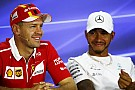 Formula 1 Abu Dhabi GP: Thursday's press conference