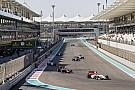 GP3 Ecco le line up del Giorno 1 dei test di GP3 ad Abu Dhabi