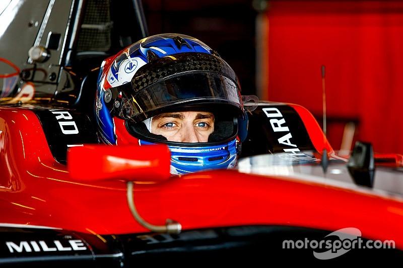 Hughes, ART ile GP3'te yarışacak