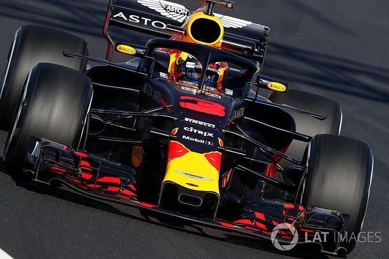 2. Barcelona testleri 2. gün: Sabah bölümünde Ricciardo lider, McLaren sorun yaşadı