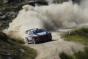 WRC Etappenbericht WRC-Rallye Portugal: Neuville trotzt dem Chaos und siegt