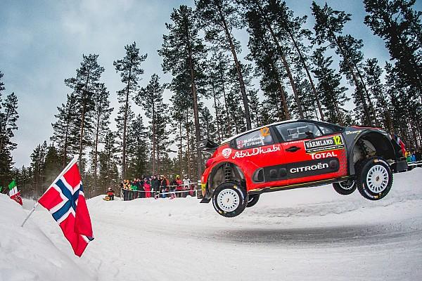 オストベルグ、シトロエンから今季WRCポルトガル・イタリアに参戦