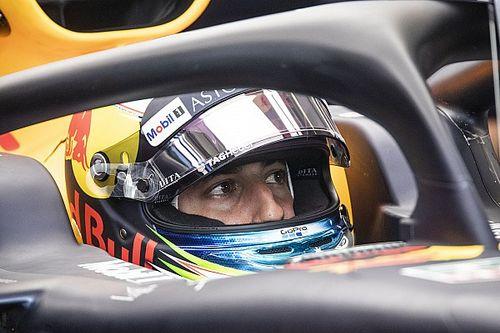 """Daniel Ricciardo élu """"Pilote du Jour"""" du GP de Hongrie 2018"""