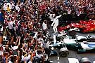 Hamilton nyert Amerikában Vettel és Räikkönen előtt: világbajnok a Mercedes