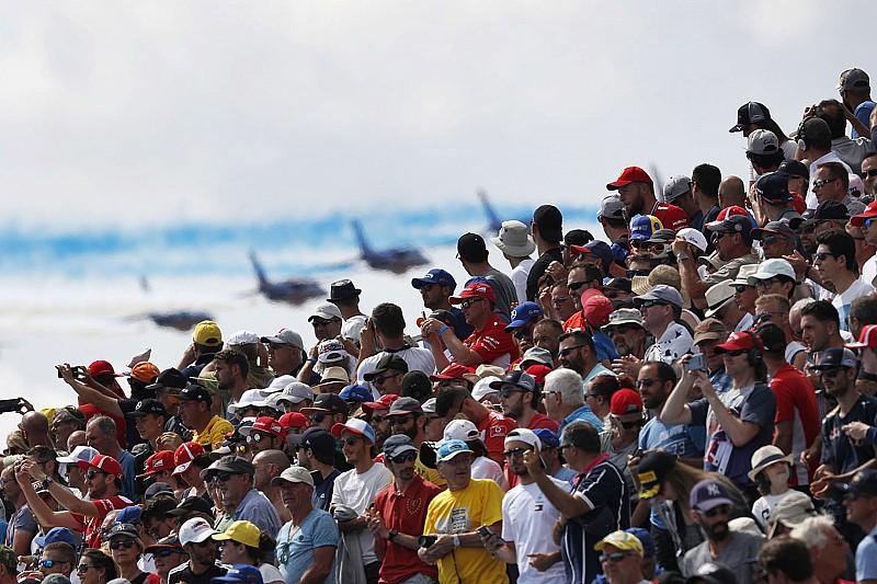 Организаторы Гран При Франции решили продать больше билетов в 2019 году