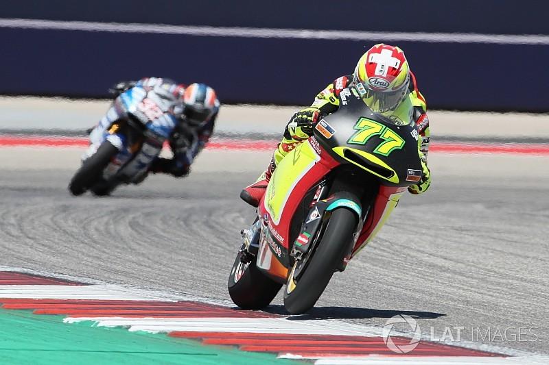 Aegerter forced to skip Jerez after cracking pelvis