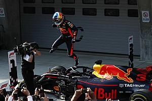 Formula 1 I più cliccati Fotogallery: Daniel Ricciardo vince in rimonta il GP di Cina di F1