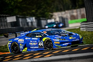 Lamborghini Super Trofeo Résumé de qualifications Les pole positions pour Vito Postiglione et Dennis Lind