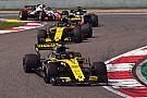 Sainz/Verstappen mücadelesi, Hulkenberg'in kalitesini gösteriyor