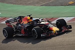 F1 测试报告 2018首轮季前测试上午:里卡多最快,阿隆索出师不利