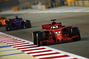Formula 1 Breaking news Vettel says Ferrari