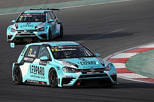 TCR Breaking news BTCC ace Shedden grabs pole on TCR debut
