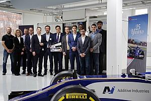 Formule 1 Contenu spécial La Sauber imprimera des pièces de sa F1 en 3D!