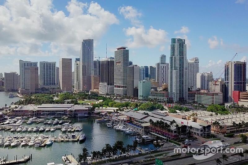 Руководство Ф1 получит дополнительное время на организацию Гран При в Майами