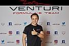Massa signs three-year Venturi Formula E deal