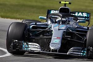 Formule 1 Réactions Bottas, en première ligne :