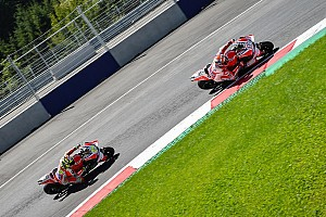 MotoGP Preview Ducati Team arrives in Brno for Czech Republic GP after splendid 1-2 triumph in Austria
