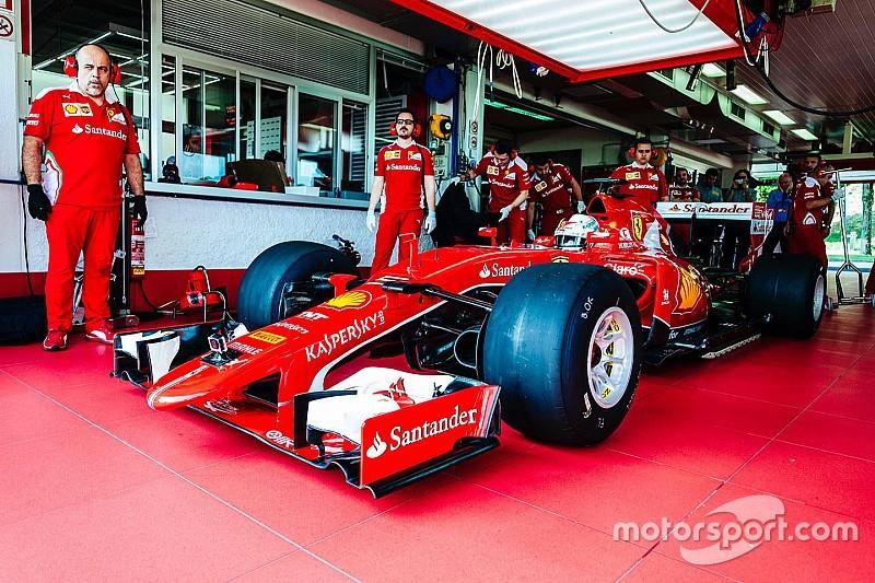 Hogyan hívja majd Vettel a 2019-es Ferrariját?