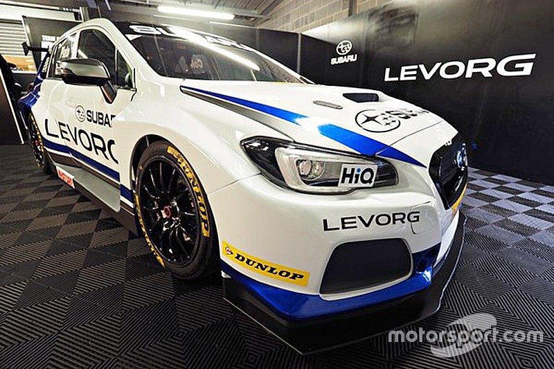 "Subaru ""not behind"" despite missing BTCC test"