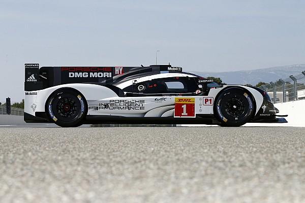 Automotive How the hybrid technology of the Porsche LMP1 race car works