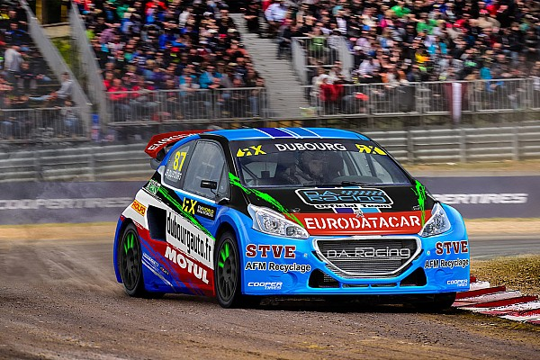 Andros Trophy champion gets Peugeot World RX seat