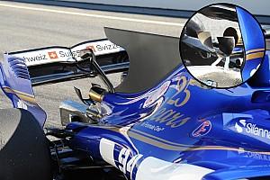 Formel 1 Analyse Formel-1-Technik: So einzigartig ist der Sauber C36 für die F1 2017