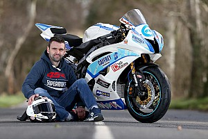 Road racing Breaking news William Dunlop: I'm fit for Isle of Man TT despite big crash