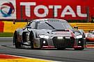 Blancpain Endurance Spa 24 Saat: Sainteloc Audi bir tur geriden gelip kazandı, Salih podyumda