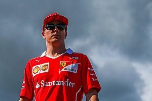 Ferrari anuncia renovação de acordo com Raikkonen para 2018
