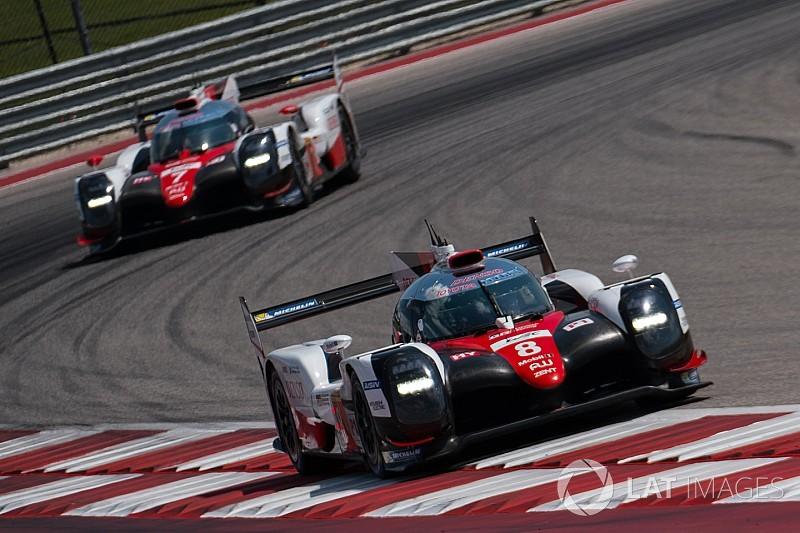 Toyota'nın şampiyonluk umutları Austin'deki yenilgiyle azaldı