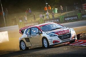 World Rallycross Résumé de course Manche 1 - Loeb sur les talons de Kristoffersson