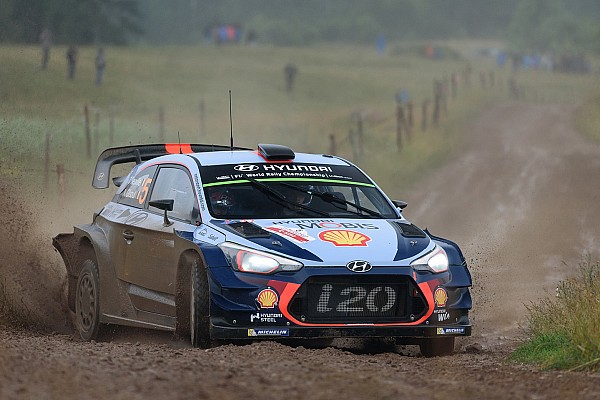 Neuville frustrated rivals couldn't keep Ogier off podium