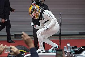 General Actualités Autosport Awards - Lewis Hamilton pilote international de l'année