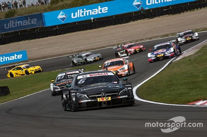 DTM-Zukunft: Gerhard Berger will neue Schauplätze
