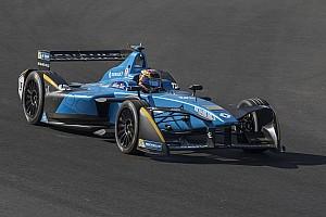 Formel E Trainingsbericht Formel E in Mexiko: Buemi auch im 2. Training vorn, Crash von Lopez