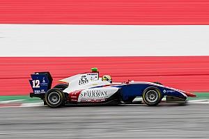 GP3 Ultime notizie Dorian Boccolacci penalizzato dopo Gara 2 al Red Bull Ring
