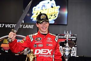 NASCAR Breaking news Burton scores first NASCAR K&N Pro Series East win