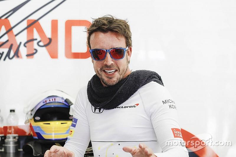 Алонсо впервые протестирует машину IndyCar 3 мая